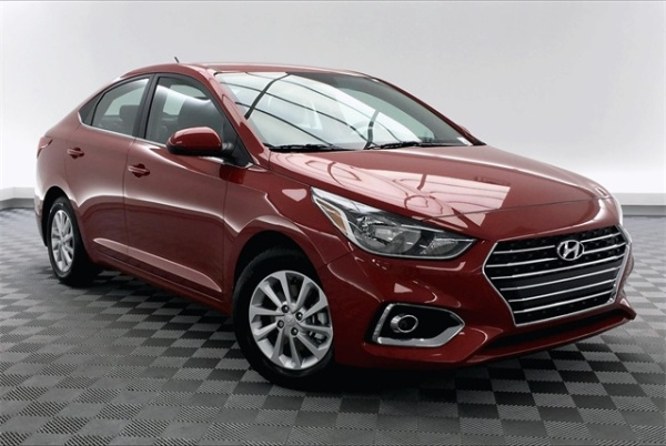 2020 Hyundai Accent in Savannah, GA