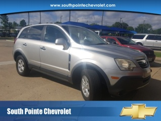 Used 2008 Saturn VUE AWD 4dr V6 XE For Sale In Tulsa, OK