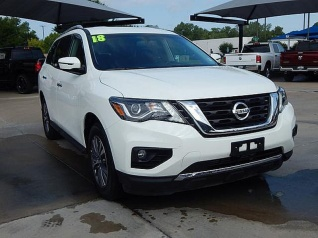 Used 2018 Nissan Pathfinder SV FWD For Sale In Tulsa, OK