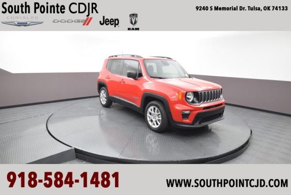 2019 Jeep Renegade in Tulsa, OK