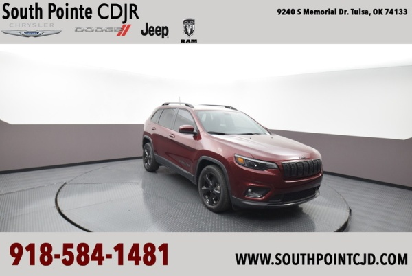 2019 Jeep Cherokee in Tulsa, OK