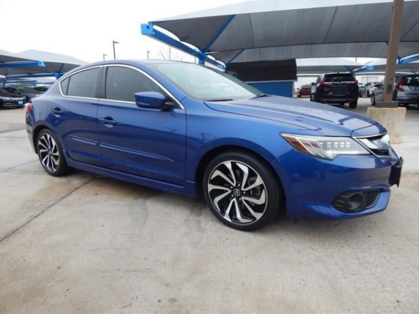 2016 Acura ILX with A-Spec/Premium Package