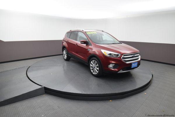 2017 Ford Escape in Tulsa, OK