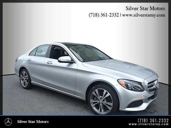 2015 Mercedes-Benz C-Class in Long Island City, NY
