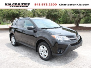Used 2015 Toyota RAV4 LE AWD For Sale In Charleston, SC