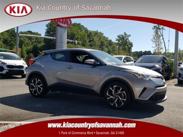 2018 Toyota C-HR in Savannah, GA