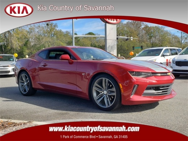 2016 Chevrolet Camaro in Savannah, GA