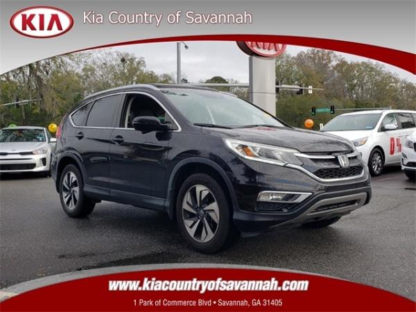 2016 Honda CR-V in Savannah, GA