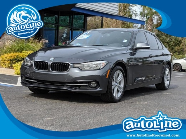 2016 BMW 3 Series in Jacksonville, FL