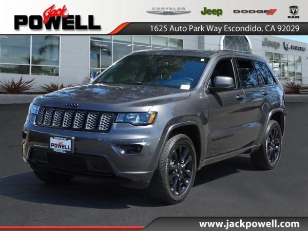 2017 Jeep Grand Cherokee Altitude 4wd For Sale In Escondido Ca