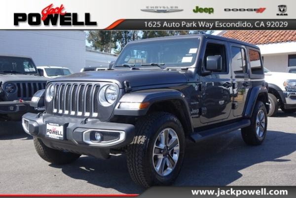 2019 Jeep Wrangler in Escondido, CA