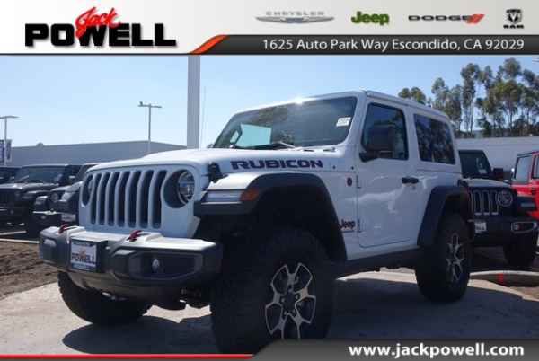 2020 Jeep Wrangler in Escondido, CA