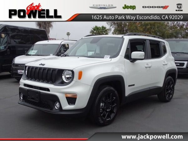 2020 Jeep Renegade in Escondido, CA
