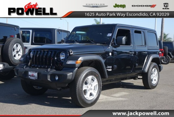 2020 Jeep Wrangler in Escondido, CA