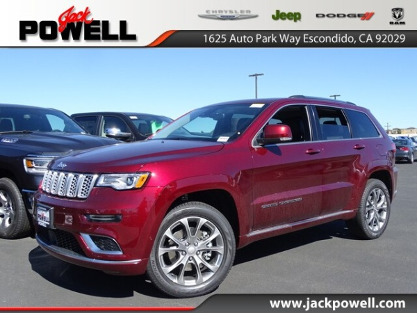 2019 Jeep Grand Cherokee in Escondido, CA