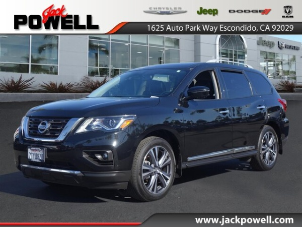2017 Nissan Pathfinder in Escondido, CA