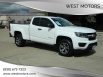 2016 Chevrolet Colorado WT Extended Cab Standard Box 2WD Manual for Sale in Gonzales, TX
