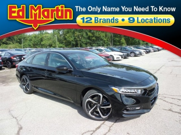 2019 Honda Accord in Indianapolis, IN