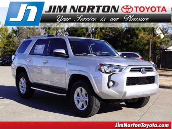2020 Toyota 4Runner in Tulsa, OK