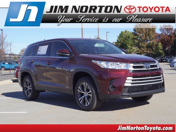 2019 Toyota Highlander in Tulsa, OK