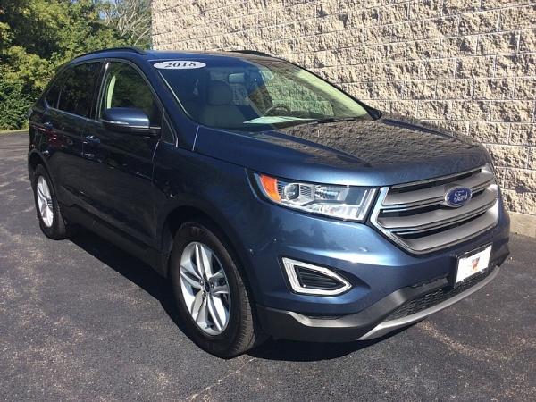 2018 Ford Edge in Rockford, IL