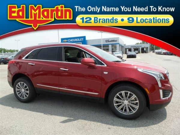 2019 Cadillac XT5 in Anderson, IN