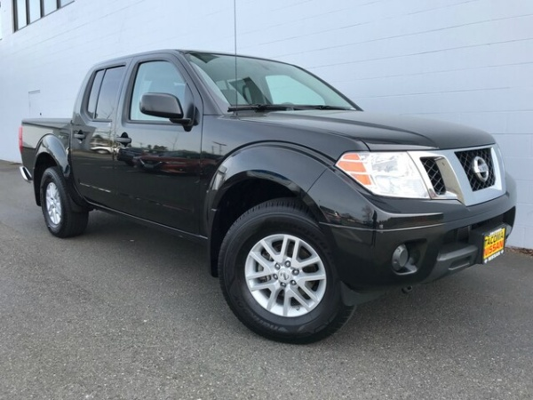 2019 Nissan Frontier in Tacoma, WA