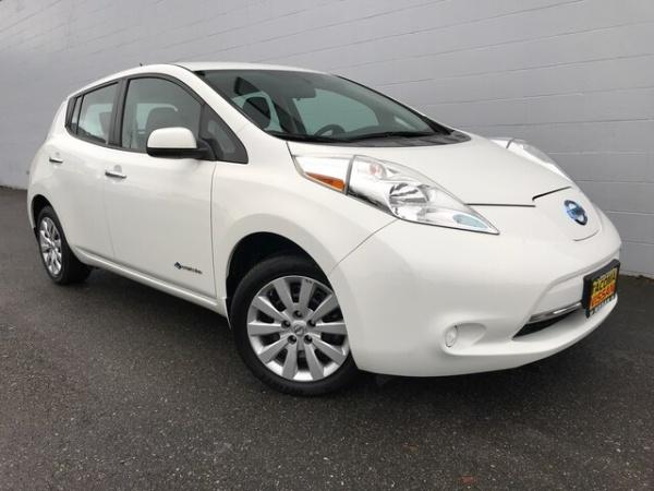 2016 Nissan LEAF in Tacoma, WA
