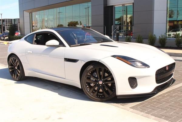 2019 Jaguar F-Type Coupe V6 340 HP RWD Automatic