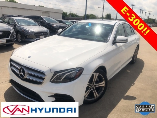2018 Mercedes-Benz E-Class in Carrollton, TX