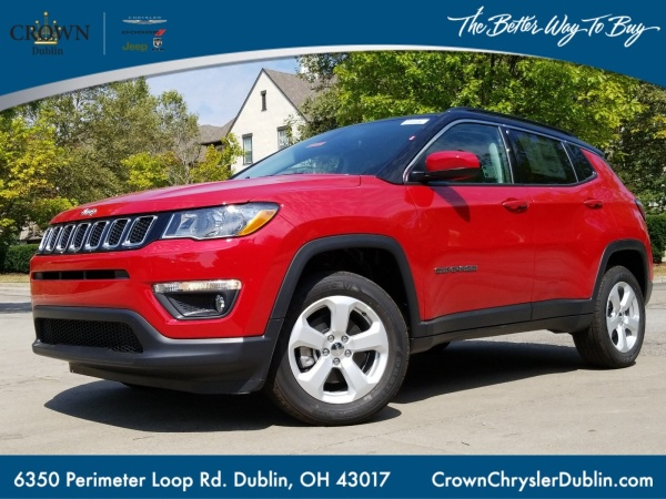 2019 Jeep Compass in Dublin, OH
