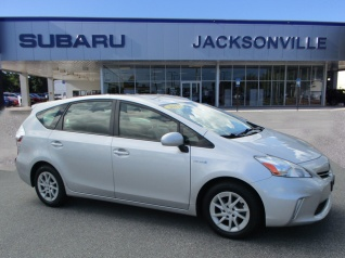 Toyota Jacksonville Fl >> Used Toyota Prius Vs For Sale In Jacksonville Fl Truecar