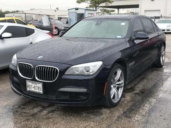 2013 BMW 7 Series 740Li