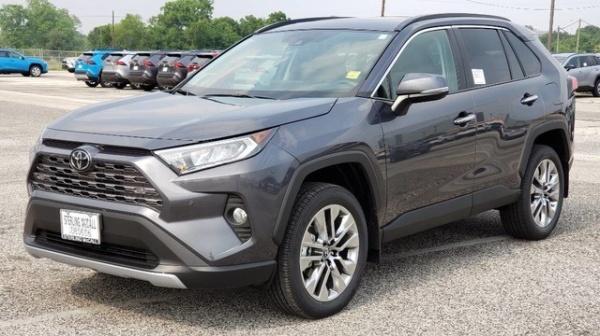 2019 Toyota RAV4 in Houston, TX