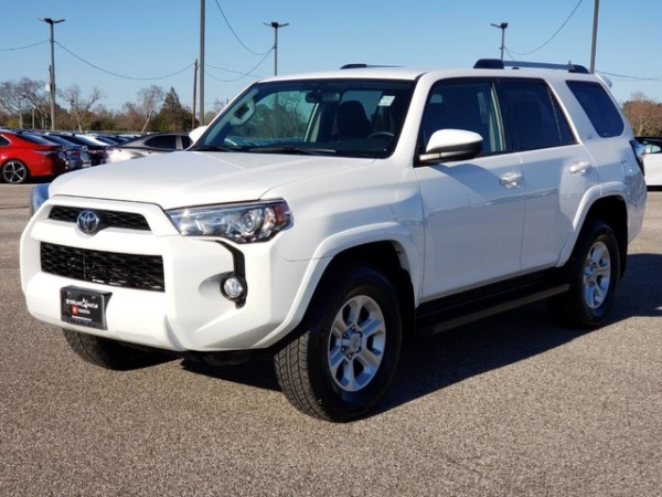 toyota 4runner 4.0l v-6 gas