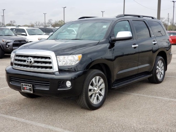 2016 Toyota Sequoia in Houston, TX