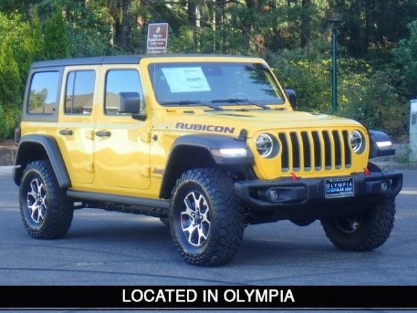 2019 Jeep Wrangler in Olympia, WA