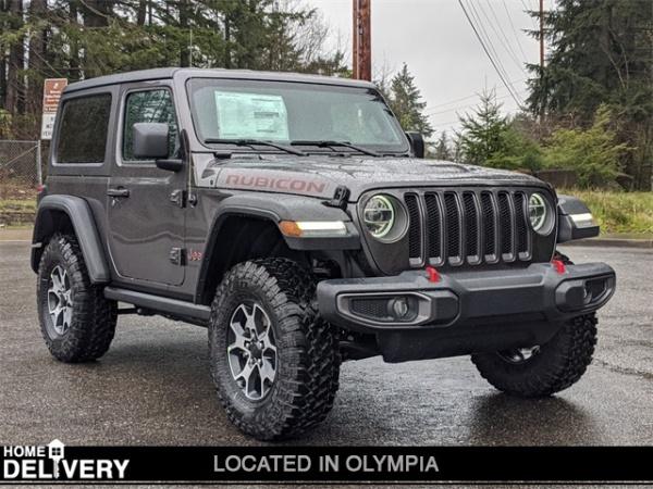2020 Jeep Wrangler in Olympia, WA