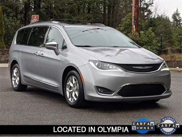 2018 Chrysler Pacifica in Olympia, WA
