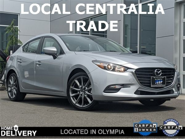 2018 Mazda Mazda3 in Olympia, WA