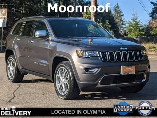 2019 Jeep Grand Cherokee in Olympia, WA