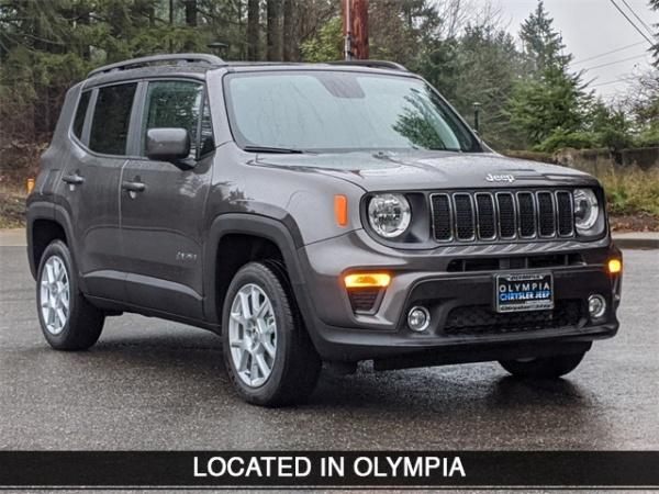 2020 Jeep Renegade in Olympia, WA