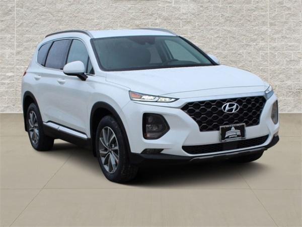 2020 Hyundai Santa Fe in Jefferson City, MO