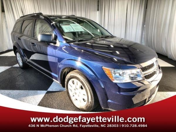 2018 Dodge Journey in Fayetteville, NC