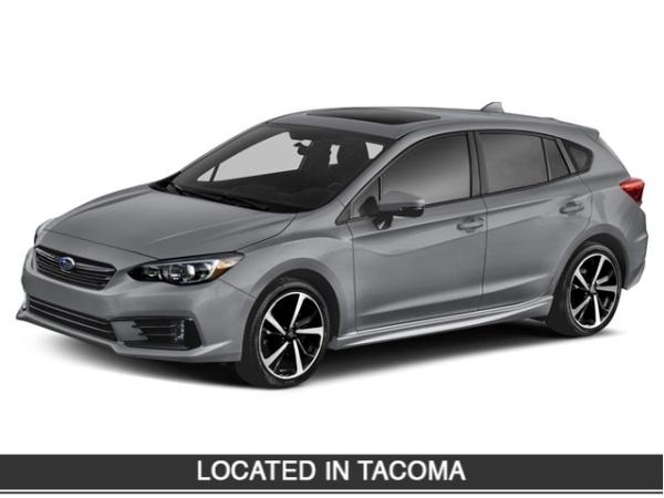 2020 Subaru Impreza in Tacoma, WA