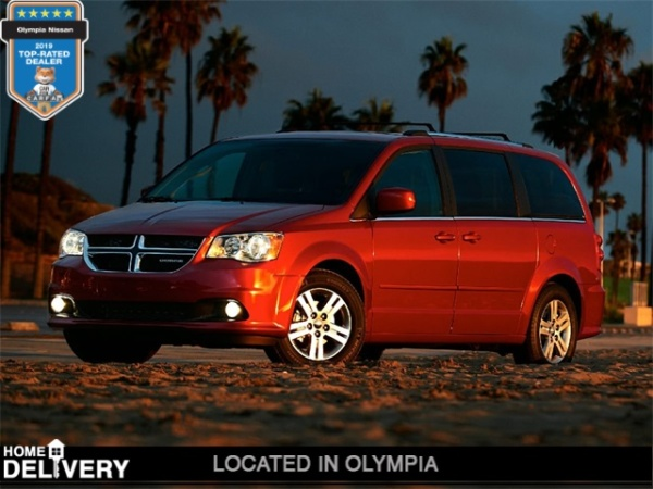 2016 Dodge Grand Caravan American Value Pack