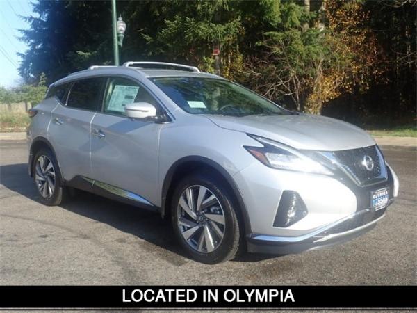 2020 Nissan Murano in Olympia, WA