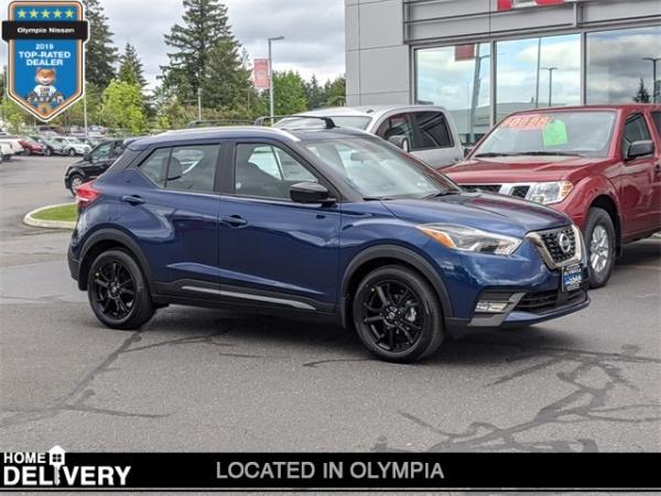 2020 Nissan Kicks in Olympia, WA