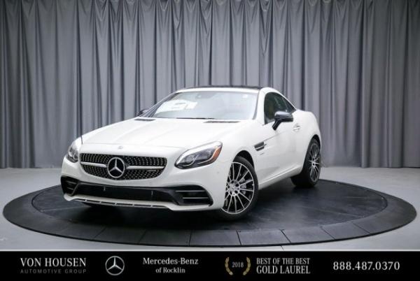 2020 Mercedes-Benz SLC in Rocklin, CA