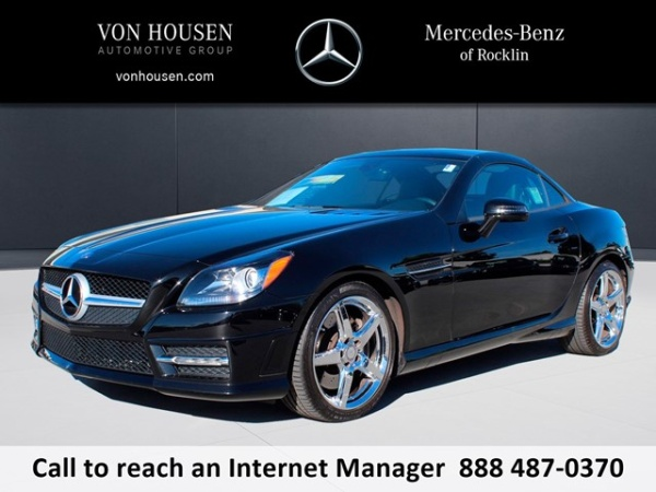 Used mercedes benz slk for sale in sacramento ca u s for Mercedes benz sacramento rocklin